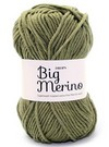 Big Merino uni color